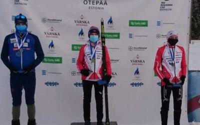 Baltic Biathlon Cup II + Värska Originaal IV laskesuusatamises